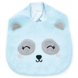 Babyjem Panda Mama Önlüğü Mavi
