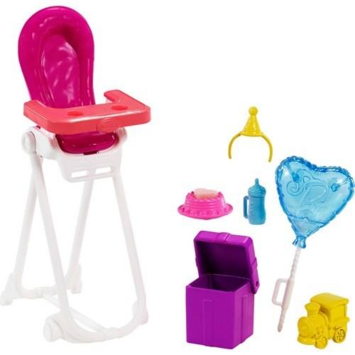 Barbie Bebek Bakıcısı Bebeği ve Aksesuarları FHY97-GRP41