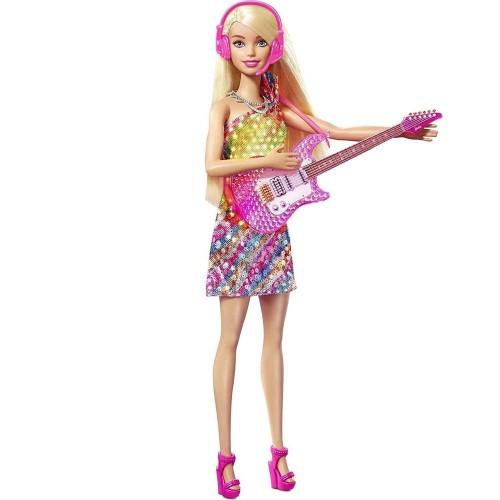 Barbie Büyük Şehir Büyük Hayaller Malibu Şarkıcı Bebek GYJ23