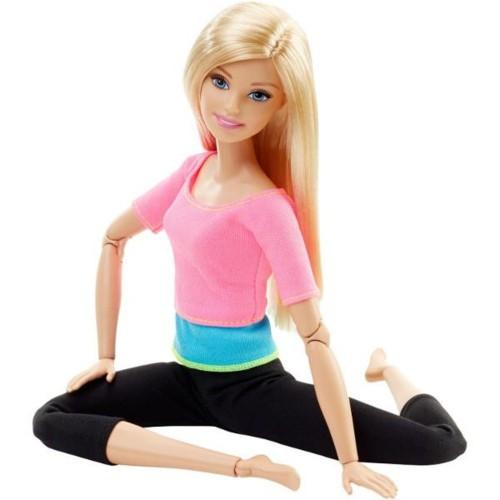 Barbie Sonsuz Hareket Bebeği DHL82