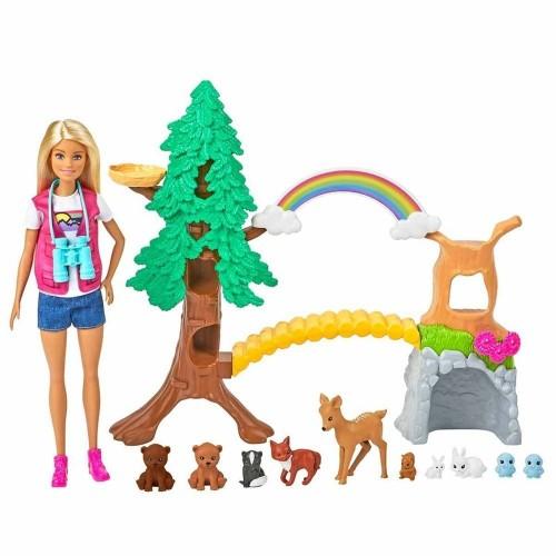 Barbie Tropikal Yaşam Rehberi Oyun Seti GTN60