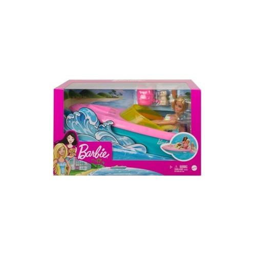 Barbie ve Teknesi Oyun Seti GRG30