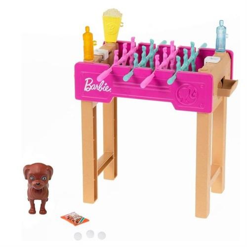 Barbienin Ev Dekorasyonu Oyun Setleri GRG75-GRG77