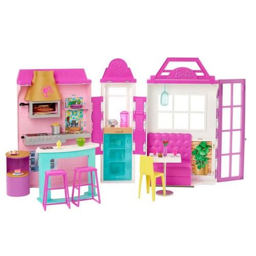 Barbienin Muhteşem Restoranı Oyun Seti GXY72