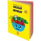 Bebeğimin İlk Sözlüğü - Sebzeler Meyveler - Kolektif