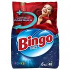 Bingo Matik Toz Çamaşır Deterjanı Renkli 6 kg
