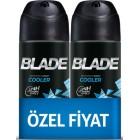 Blade Cooler 2 li Erkek Deodorant 150 ml