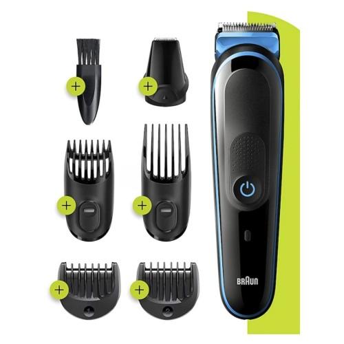 Braun MGK3245+Gillette Fusion5 ProGlide 7'si 1 Arada Erkek Bakım Seti