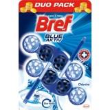 Bref Blue Aktiv Klozet Temizleyici 2 li Paket