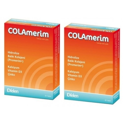 Colamerim 30 Tablet x 2 Adet