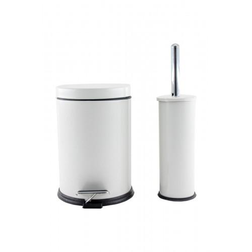 Cooker Beyaz 2' Li Banyo Seti