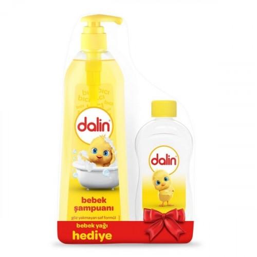 Dalin Bebek Şampuanı 750 ml (Yağ Hediyeli)