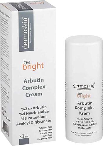 Dermoskin Be Bright Arbutin Complex Krem 33 ml