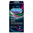 Durex Prezervatif Karşılıklı Zevk 12 li