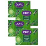 Duru Natural Olive Zeytinyağı Özlü Duş Sabunu 600 gr 4'lü Paket