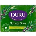 Duru Natural Olive Zeytinyağlı Kalıp Sabun 160 gr 4 lü