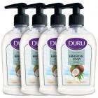 Duru Nem Terapisi Hindistan Cevizli Sıvı Sabun 300 ml x 4 Adet