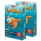 EasyFishoil Omega 3 Balık Yağı 30 Jel Tablet x 2 Adet