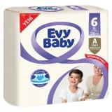 Evy Baby Bebek Bezi Jumbo Extra Large 6 Beden 28 li