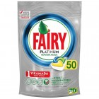 Fairy Platinum Bulaşık Makinesi Deterjanı Kapsülü 50 li