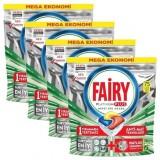Fairy Platinum Plus Bulaşık Makinesi Tableti 75 li x 4 Adet