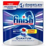 Finish Bulaşık Makinesi Deterjanı Quantum Tablet 60 lı