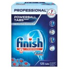 Finish Professional Bulaşık Makinesi Tableti 125 li