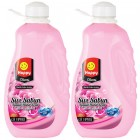 Happy Clean Sıvı Sabun Gül Yaprağı 2000 ml x 2 Adet