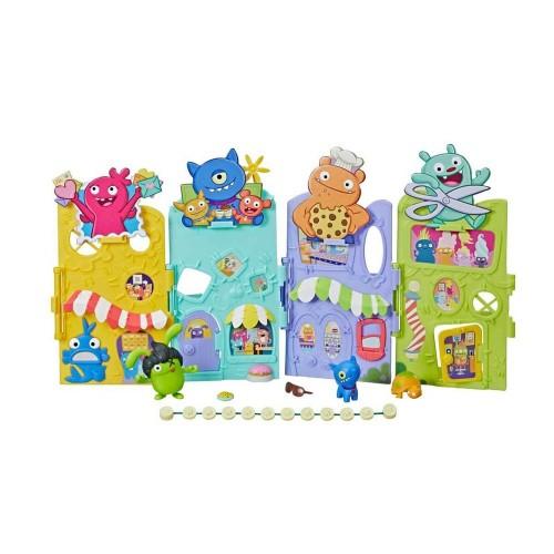 Hasbro Ugly Dolls Uglyville Oyun Seti E4521