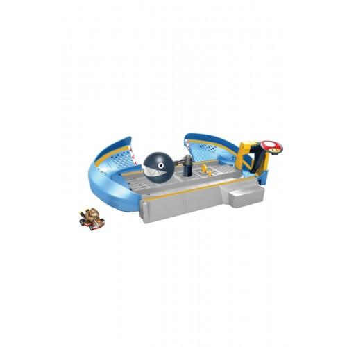 Hot Wheels Mario Kart Çılgın Yaratıklar Oyun Seti Seri GCP26-GKY48