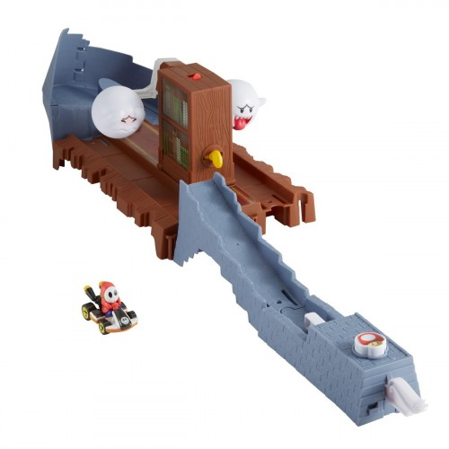 Hot Wheels Mario Kart Çılgın Yaratıklar Oyun Seti Seri GCP26-GNM23