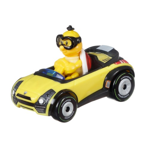 Hot Wheels Mario Kart Karakter Araçlar Lakitu GBG25-GRN16