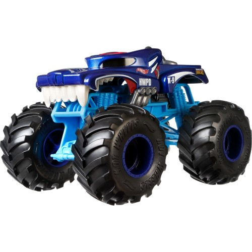 Hot Wheels Monster Trucks 1:24 Arabalar - Hotweiler GBV31