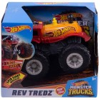 Hot Wheels Monster Trucks 1:43 Çek Bırak Arabalar FYJ71-GBV09