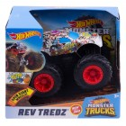 Hot Wheels Monster Trucks 1:43 Çek Bırak Arabalar GBV15
