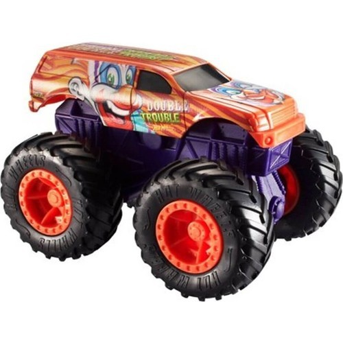 Hot Wheels Monster Trucks 1:43 Çek Bırak Arabalar FYJ77