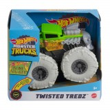 Hot Wheels Monster Trucks 1:43 Çek Bırak Arabalar GVK37-GVK38