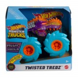 Hot Wheels Monster Trucks 1:43 Çek Bırak Arabalar GVK37-GVK39