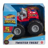 Hot Wheels Monster Trucks 1:43 Çek Bırak Arabalar GVK37-GVK41