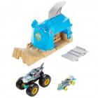 Hot Wheels Monster Trucks Fırlatıcılı Oyun Seti GKY03