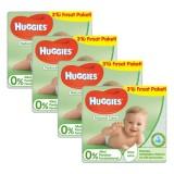 Huggies Islak Havlu Doğal Bakım 56 lı x 12 Adet