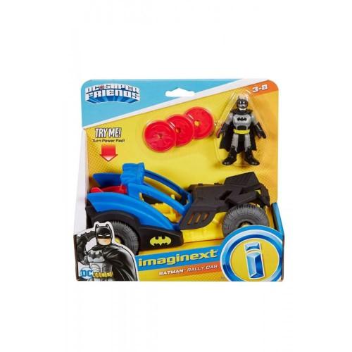 Imaginext DC Süper Friends Özel Araçlar M5649-GKJ25