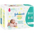 Johnsons Baby Islak Havlu Cotton Touch 72 li x 3 Adet (216 Yaprak)