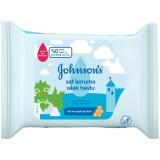 Johnsons Baby Islak Havlu Saf Koruma 25 li