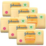 Johnsons Baby Sabun Bal 100 gr x 6 Adet