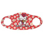 Kids Nan Mask Yıkanabilir Nano Tekli Maske - Hello Kitty