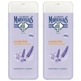 Le Petit Marseillais Duş Jeli Lavanta Balı 400 ml x 2 Adet