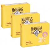 Le Petit Marseillais El ve Bakım Sabunu Vanilya Sütü 90 gr x 3 Adet