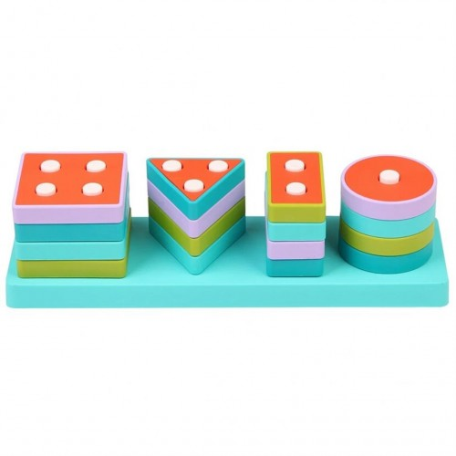 Lets Be Child Eğitici Geometrik Şekiller 30890