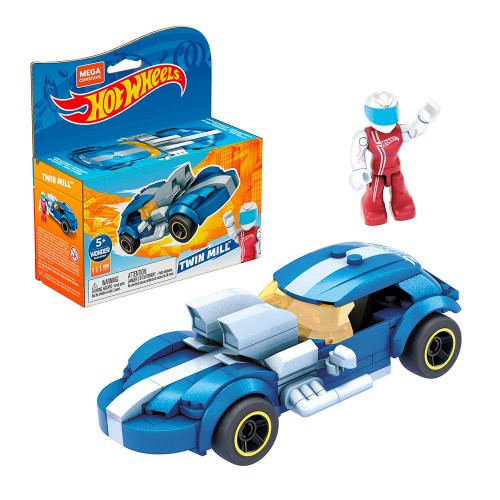 Mega Hot Wheels Monster Trucks Blok Araçlar GVM28-GVM31